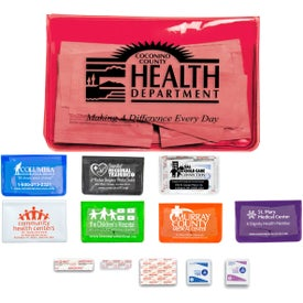 Heal-on-the-Go 10 Piece Economy First Aid Kit