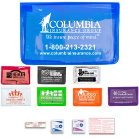 Heal-on-the-Go 7 Piece Economy First Aid Kit