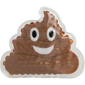 Poo Emoji Hot and Cold Pack