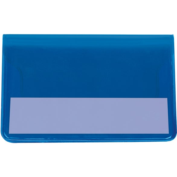Translucent Blue Primary Care Handy First Aid Kit