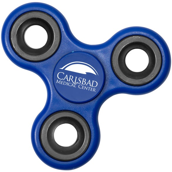 Blue Promo Spinner Turbo Boost