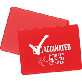 Small Vaccination Card Holders