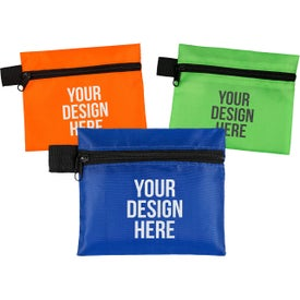 Tag-A-Long 7-Piece First Aid Kit Pouch