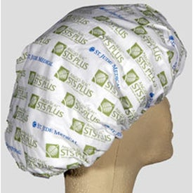 Bouffant Broadcloth Scrub Caps