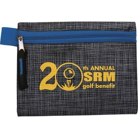 Golf First Aid Kit with Printed Non-Woven Pouch