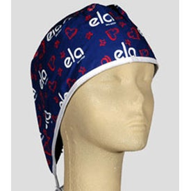 Tie-Back Scrub Caps (Colors)