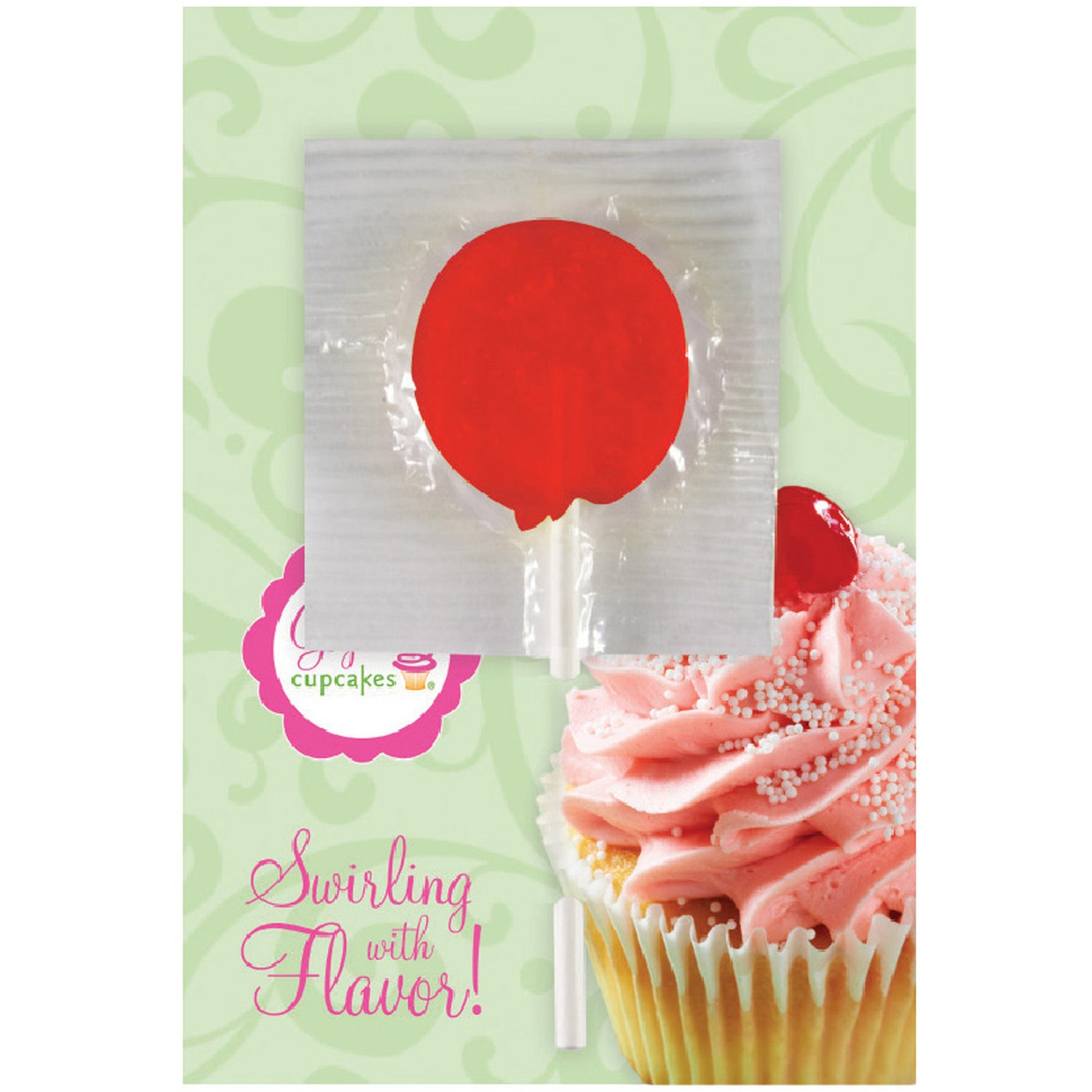 Greeting Card with Candy
