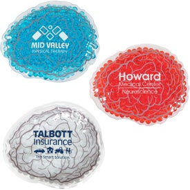 Brain Hot Cold Packs