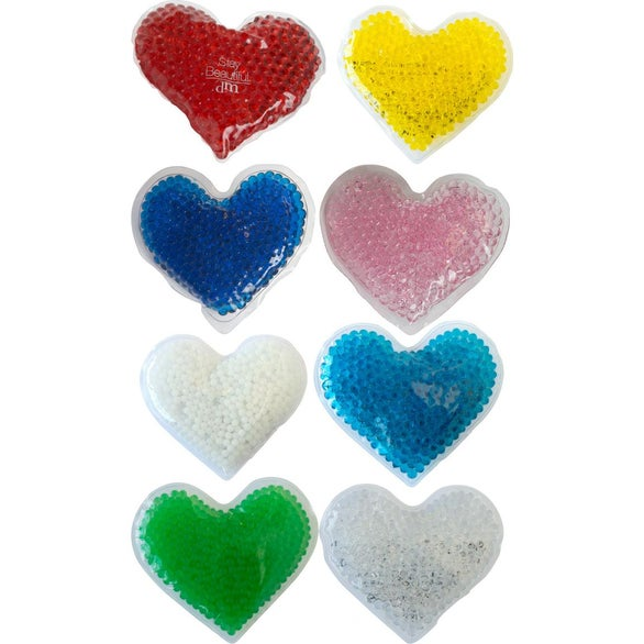 Gel Beads Hot and Cold Pack Hearts ... aa5f837d1d53
