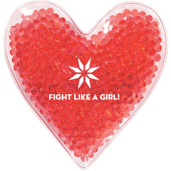 Heart Shape Gel Beads Hot Cold Pack ... acb7a3e69ea5