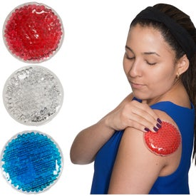 Hot or Cold Gel Pack (Round)