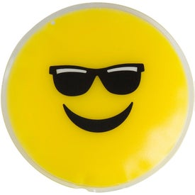 Mr. Cool Emoji Chill Patch