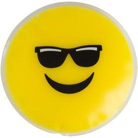 Mr. Cool Emoji Chill Patch