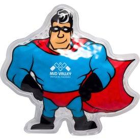 Super Hero Hot Cold Pack