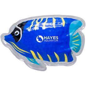 Tropical Fish Aqua Pearls Hot Cold Pack