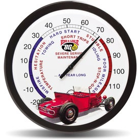 "14"" Wall Thermometer"