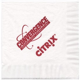 3-Ply White Luncheon Napkin