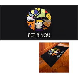 3' x 10' DigiPrint HD Indoor Floor Mat