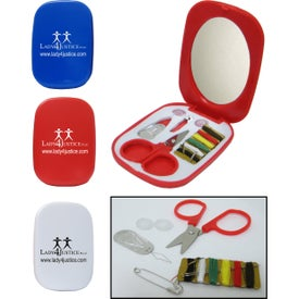 Compact Sewing Mirrors