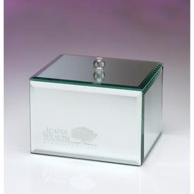 Massillon Mirror Jewelry Box