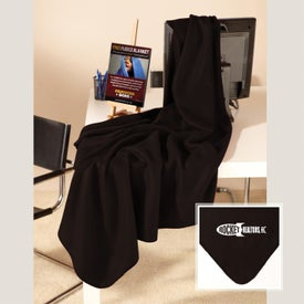 Promo Fleece Throw Blanket