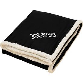 "Sherpa Blanket (50"" x 60"")"