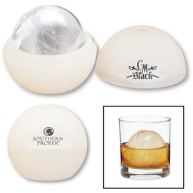 "Silicone Ice Ball Mold (2-1/2"")"