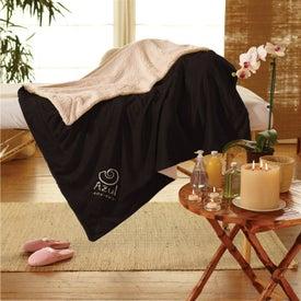 Soft Micro Mink Sherpa Blanket