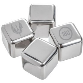 Stainless Steel Whiskey Ice Cubes