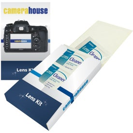 Lens Wipes Pocket Kit