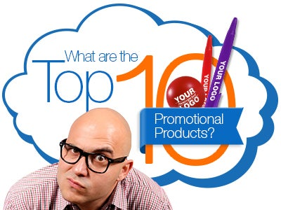 Top 10 Promotional Products
