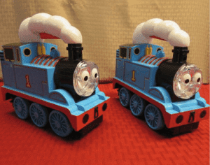 train Flashlight