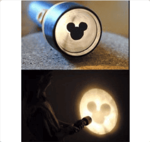 Mickey Flashlight