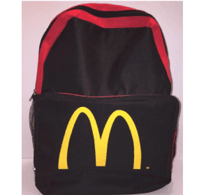 McDonald's Backpack