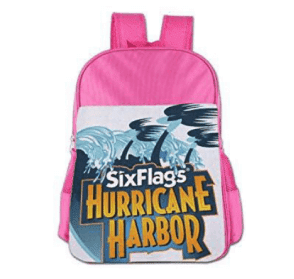 Six Flags Backpack