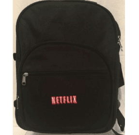 Netflix Backpack
