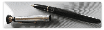 Hopalong Cassidy Pen