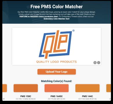 PMS Color Picker