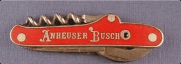 #2: Anheuser-Busch's Bottle Openers