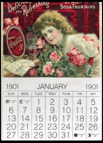 #3: Coca-Cola's Calendars