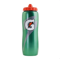 #10: Gatorade's Water Bottles