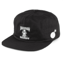 #9: West Coast Rap's Baseball Caps
