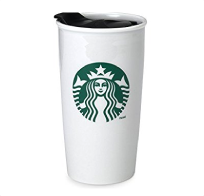 #8: Starbucks's Travel Mugs