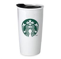 #8: Starbucks's Travel Mugs