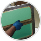 How does the emulsion process work?
