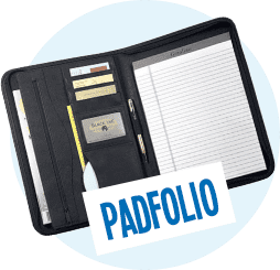 What S The Difference Between A Padfolio And Portfolio Quality