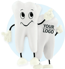 Product: Tooth Figure Stress Ball