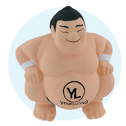 Product: Sumo Stress Ball