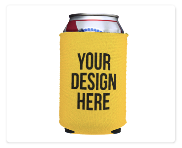 Can Cooler Sleeves HIFEOS Colorful Neoprene Sleeves Fit for 12 oz Slim Beer 4 Pcs Soft Insulator Beer Coolies Covers with Can Opener 4-A