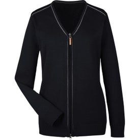 Devon & Jones Ladies'' Manchester Cardigan Sweaters (Women''s)